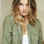 Saç Modelleri 2020 Ombre-Balyaj Saç Modelleri İnce Telli Saçlar İçin