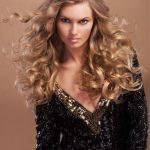 Saç Modelleri 2020 Kıvırcık Saç Modeli İnce Telli Saçlar İçin