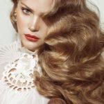 Saç Modelleri 2017 Yandan Dağınık Toplu Saç Modelleri İnce Telli Saçlar İçin
