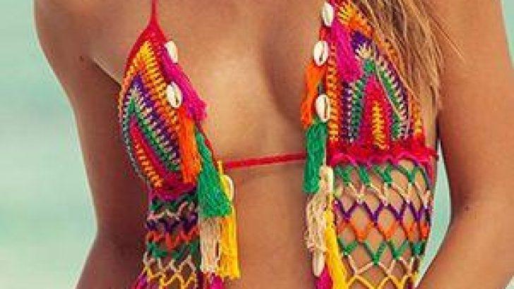 2018 Mayo Bikini Modelleri Plajlar Artık Daha da Şenlenecek
