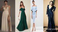 Göz Kamaştıran 2018 Abiye Modelleri Şık Gece Elbiseleri