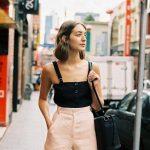 En Şık Şort Kombinleri 2018 ve Son Moda Şort Modelleri