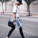 Şık ve Rahat Günlük Kıyafet Kombinleri 2019 Spor Giyim