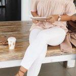 Omzu Açık Bluz Kombinleri 2020 İlkbahar Yaz Moda Trendleri