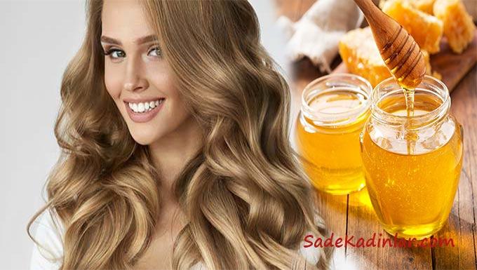 Bal İle Saç Rengi Açma Yöntemi