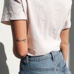 Bayanlar İçin Tattoo Küçük Dövme Modelleri Kol Dövmesi