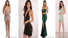 Büyüleyici Şık Gece Elbiseleri 2019 Abiye Modelleri
