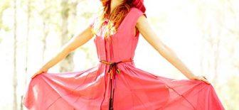 En Moda Yazlık Uzun Elbise Modelleri