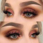 En Trend 2018 Kaş Modelleri ve Göz Makyajı (1)