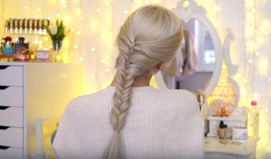 Okula Dönüş En Güzel 15 örgü Saç Modelleri Ve Yapılışları