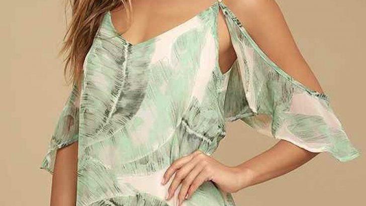 Yazlık Elbise Modelleri 2018 En Şık Kısa Elbiseler