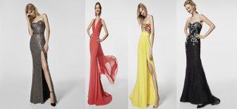 Pronovias 2018 Abiye Modelleri En Şık ve Dikkat Çekici Elbiseler
