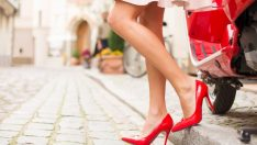 Yeni Başlayanlar İçin Topuklu Ayakkabıyla Yürüme Teknikleri