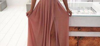 En Şık Gece Kıyafetleri 2018 Abiye Elbise Modelleri