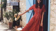 En Şık Günlük Elbise Modelleri ve Kıyafet Kombinleri