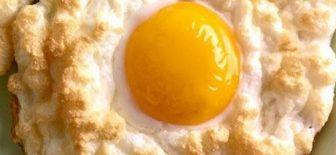 Özellikle Yurt dışında Meşhur Olan Bulut Yumurta Tarifi