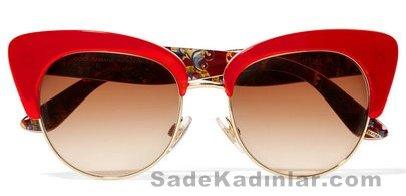 Şeffaf Güneş Gözlükleri Dolce & Gabbana - 275 euro