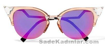 Şeffaf Güneş Gözlükleri Fendi - 390 euro