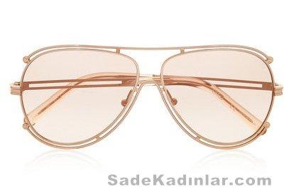 Şeffaf Güneş Gözlükleri chloe_295 euro