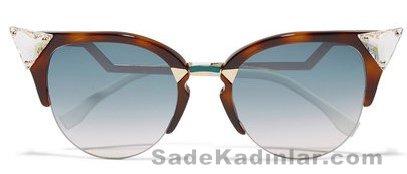Şeffaf Güneş Gözlükleri fendi_2 - 390 euro