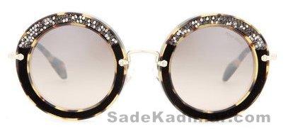 Şeffaf Güneş Gözlükleri miu miu - 280 Euro