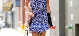 Şık Yazlık Elbise Kombinleri