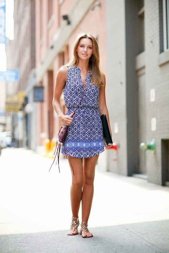 7c4703f11284b Şık Yazlık Elbise Kombinleri | SadeKadınlar, Kıyafet Kombinleri
