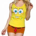 Şortlu Pijama Takımları Sarı twiti kalın askılı şirin Pijama Takımları