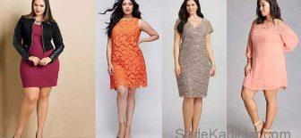 Büyük Beden Elbise Modelleri En Şık En Trend ve Göz Alıcı