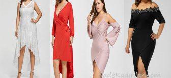 Büyük Beden Elbise Modelleri İle Hem Şık Olun Hemde Tarzınızı Yaratın