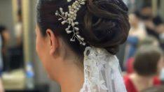 Gelin Başı – Gelin Saçı – Muhteşem Gelin Saç Modelleri