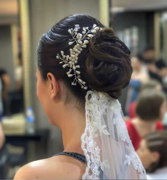 Gelin Başı - Gelin Saçı - Muhteşem Gelin Saç Modelleri