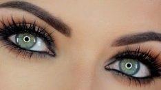 Göz Renginize Göre Makyaj Yapın!İşte Size Öneriler