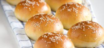 Nefis Katkısız ve Dogal Hamburger Ekmeği Tarifi
