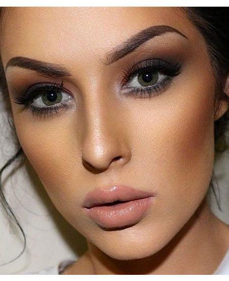 Makyaj Teknikleri Baştan Çıkaran Çekici Bakışlar İçin
