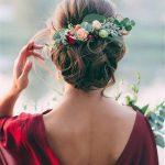 Gelin Başı 2018 Yazı İçin En Güzel Gelin Saç Modelleri