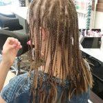Örgü Saç Modelleri Sarı Saç Modelleri Afrika Örgüsü genc kiz sac modelleri