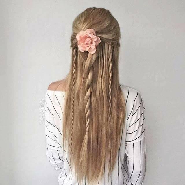 örgü Saç Modelleri En Güzel Ve Yapması En Kolay Saç Modelleri