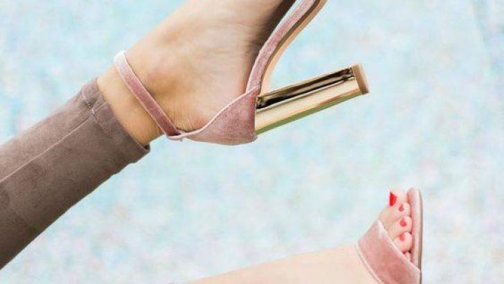 Stiletto Topuklu Ayakkabı Giymenin Püf Noktaları