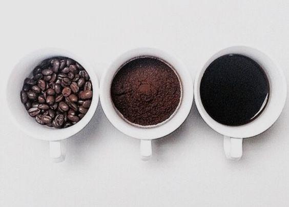 Türk Kahvesi Maskesi ve Kahve Peelingi Pratik Cilt Bakımı Maskeleri
