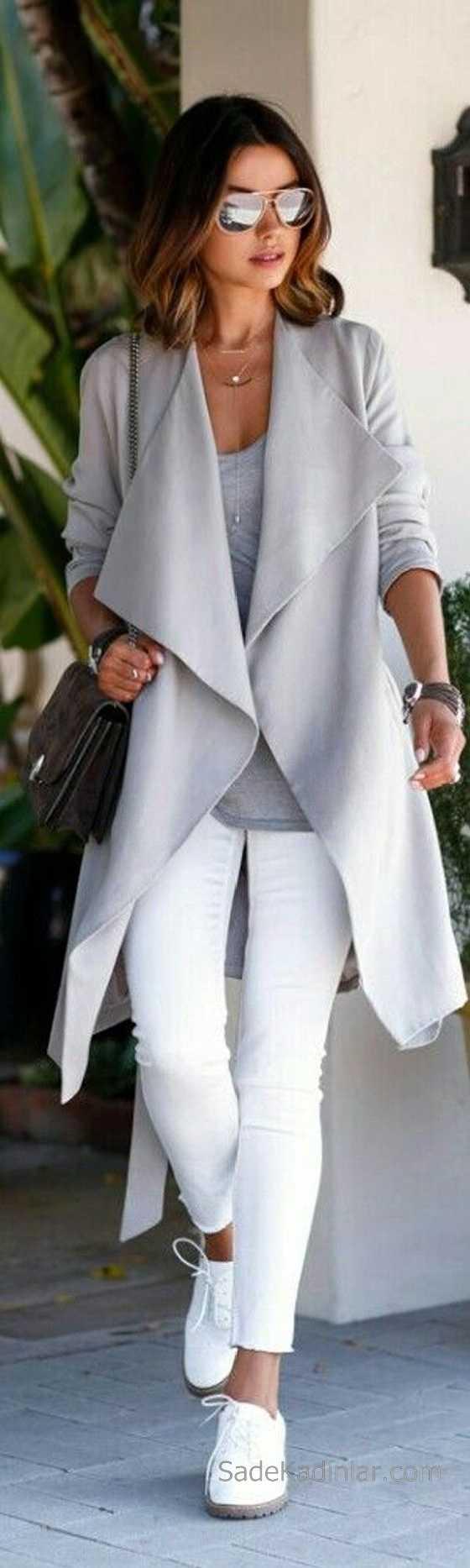 Sokak Modası 2019 Sonbahar Kış Kombinleri
