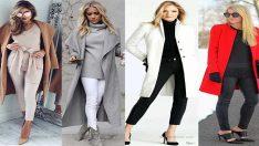 2018 – 2019 Sonbahar Kış Kombinleri ve Günlük Kıyafetler