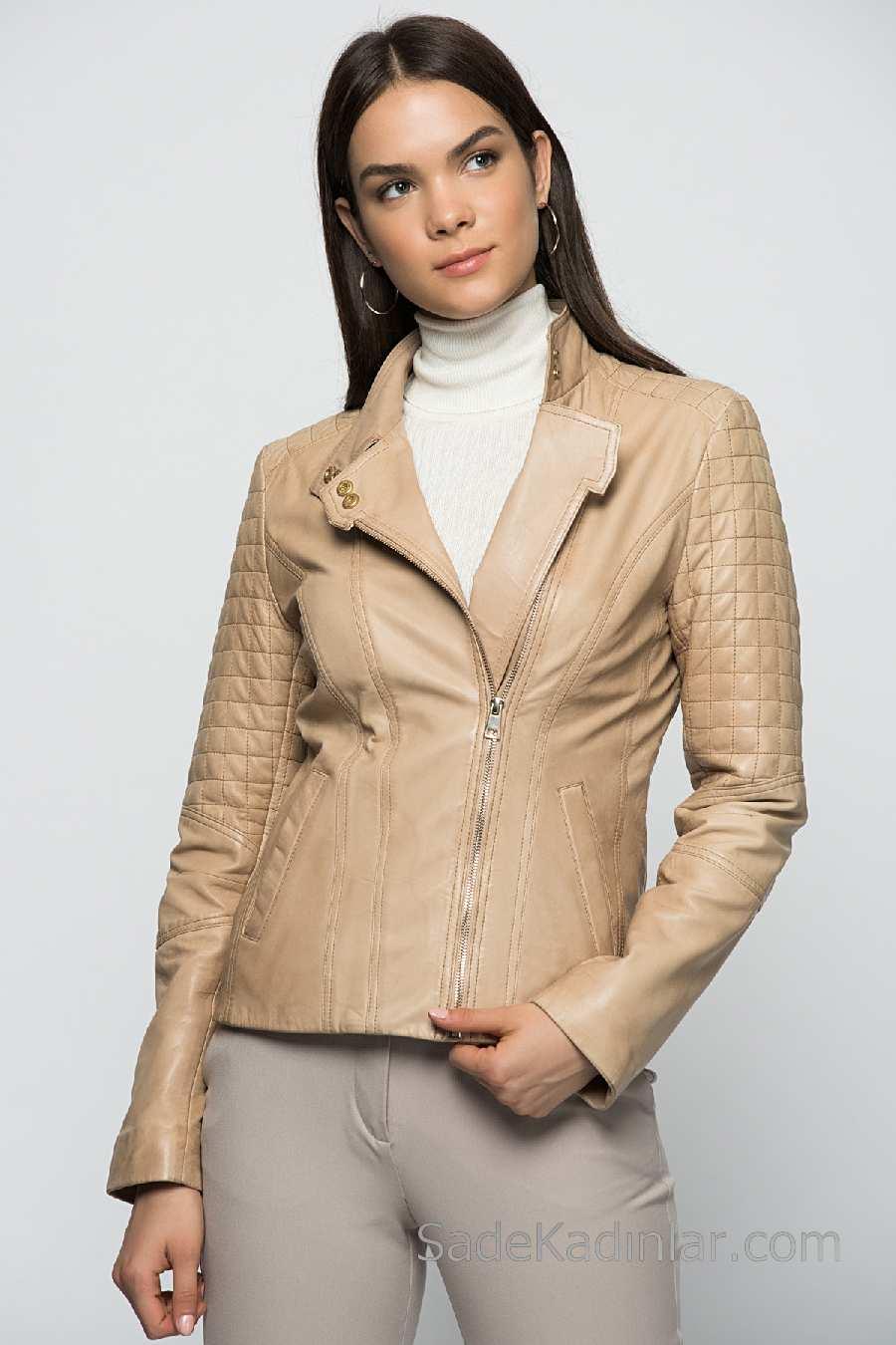 2019 16 Kış Modası Palto ve Mont Modelleri