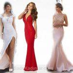 2020Gece Elbiseleri Dikkat Çekici Uzun Zarif Abiye Modelleri