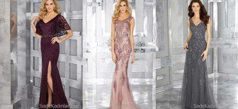 2018 Gece Elbiseleri Zarif ve Modern Tasarımlar