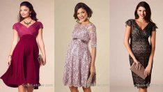 2018 Hamile Elbiseleri Şıklığına Ve Rahatına Düşkün Hanımlar İçin