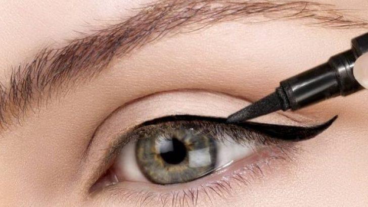 Eyeliner Nasıl Çekilir? İşte Eyeliner Çekmenin Püf Noktaları