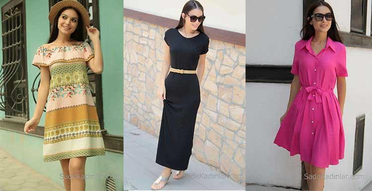 Stiliniz 2020 Günlük Elbise Modelleri ile Oluşturun!