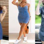 Kot Elbise Modelleri Hem Şık Hemde Tarz Elbiseler
