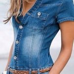 Kot Elbise Modelleri Yakalı Kısa Balon Etek Kemerli